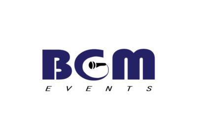 Sigla BGM Events – Logo-ul care Cântă