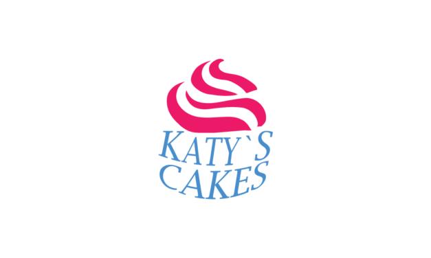 Sigla Cofetăriei Katy's Cakes – Sigla Brioșă