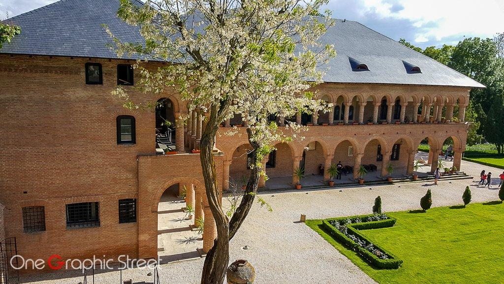 Fotografie de la Palatul Mogoșoaia