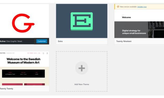 Top 5 teme de WordPress pentru toate scopurile