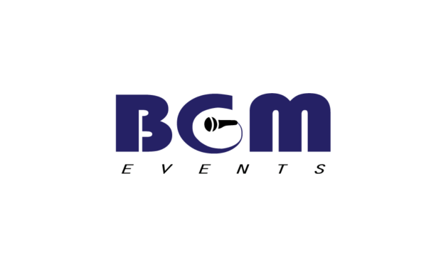 The Brand Identity of BGM Events – The Logo that Sings