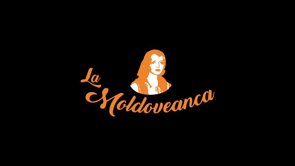 The Logo of La Moldoveanca Confectionery and Bakery