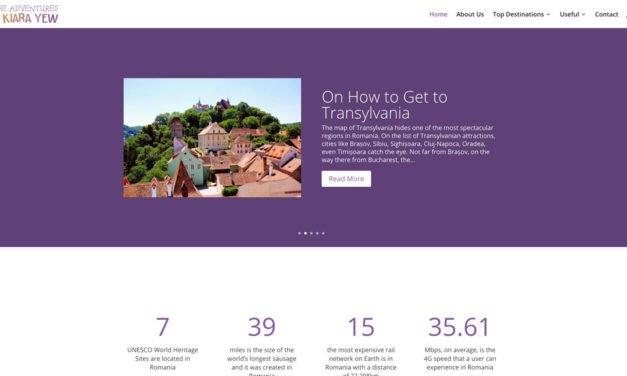 Kiara Yew – Romania Travel – Fun Things to Do in Romania