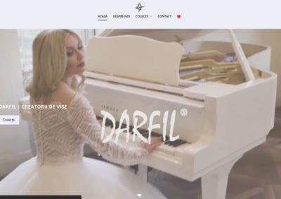 Darfil – Wedding Dresses Craiova